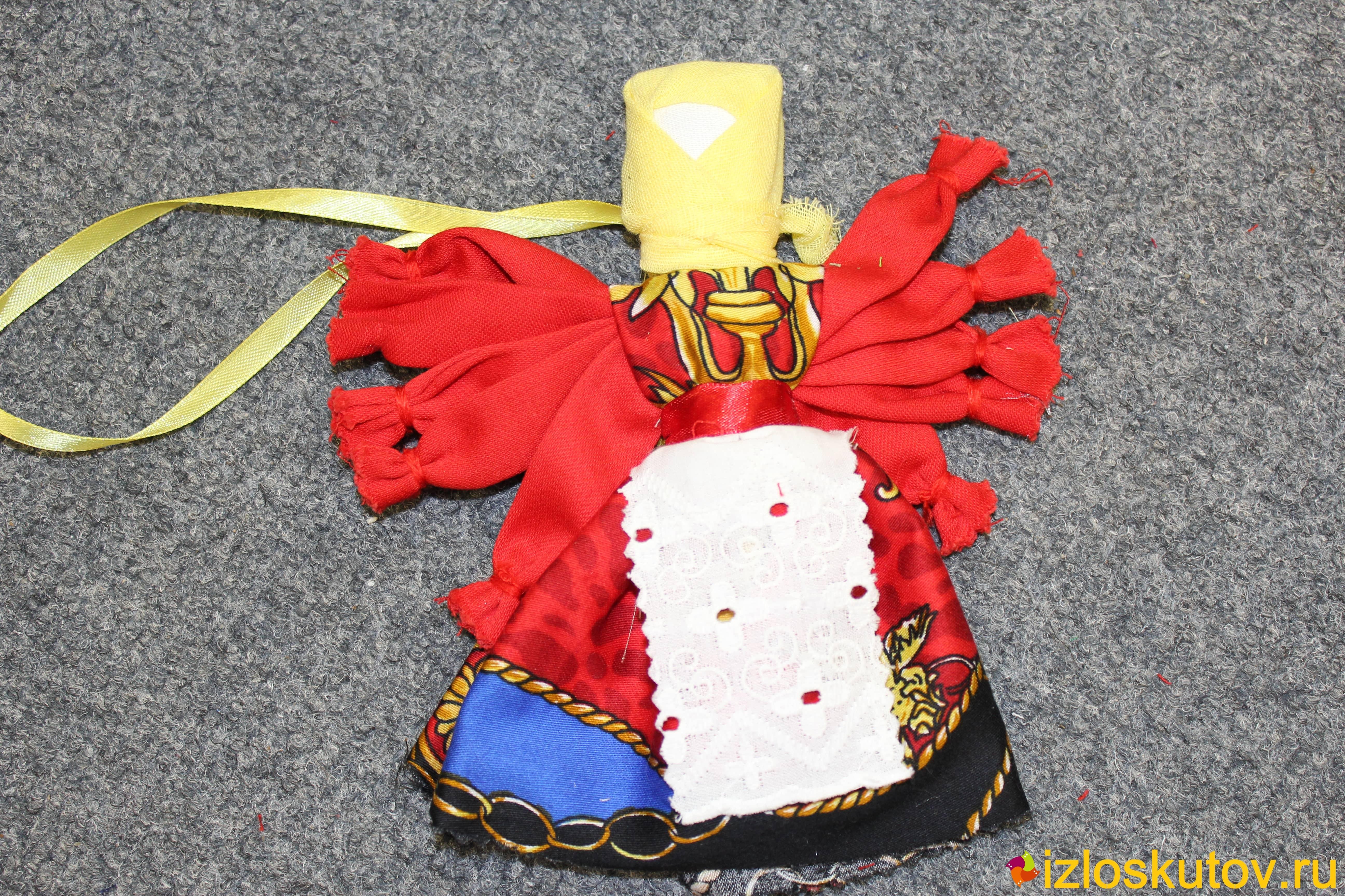 """Кукла """"Десятиручка казачка"""" № 1490"""