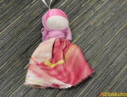 """Кукла """"Утешительница в розовом"""" № 1500"""