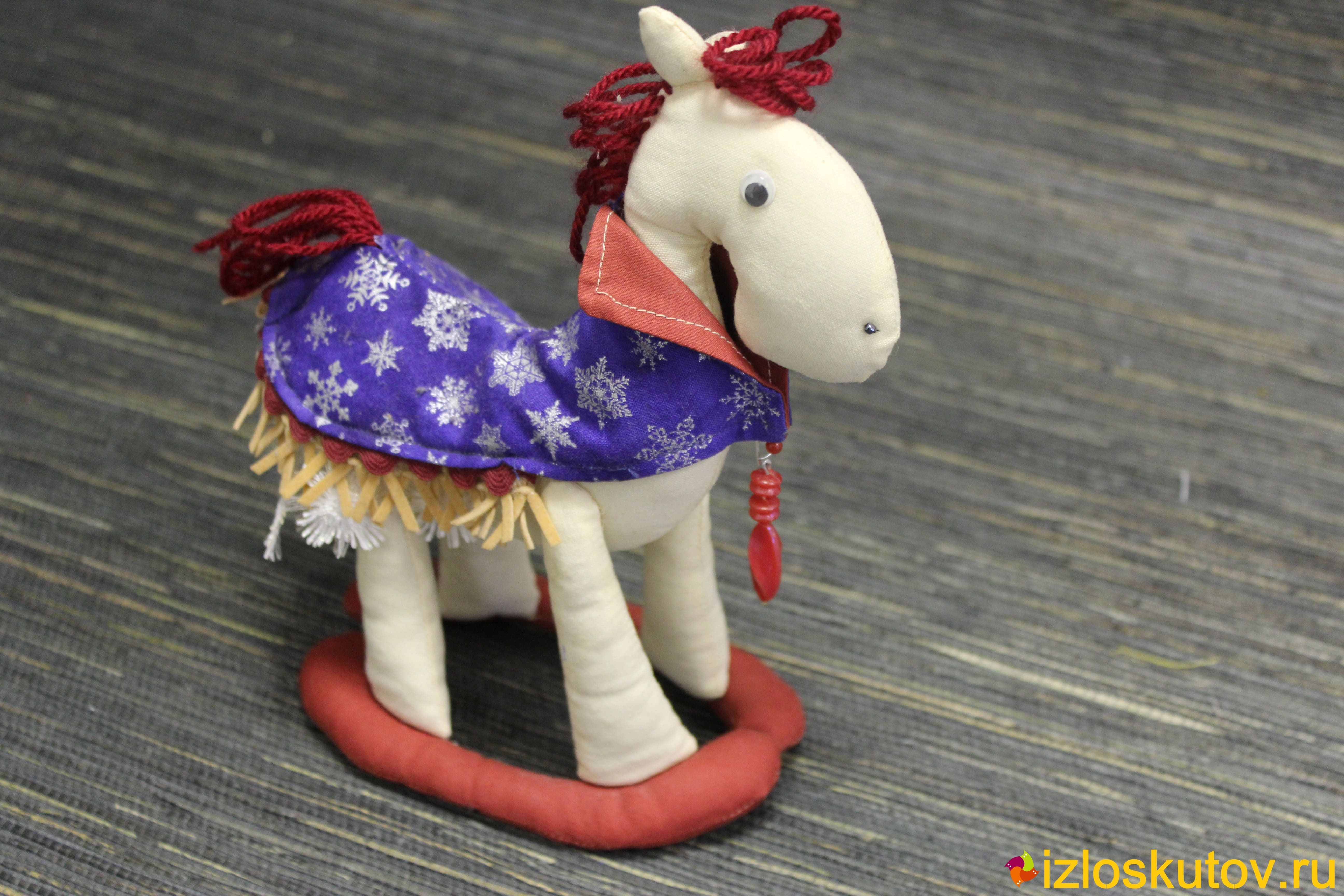 """Игрушка """"лошадь Георг"""" № 590"""