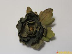 """Брошь """"Лесной цветок"""" № 1151"""